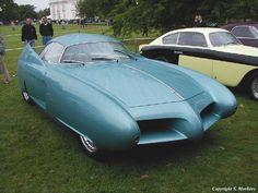 Alfa Romeo Bat Coupe Bertone