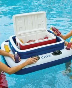 Intex Mega Chill II Floating Cooler   Bagmyitems  #Products #OutDoor #Entertainment #Pool #FlotingCooler  Source: http://bagmyitems.com/product/intex-mega-chill-ii-floating-cooler