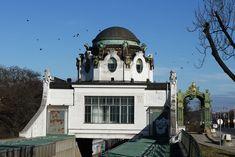 Otto Wagner ~ Hofpavillon Hietzing ~ Vienna ~ 1894-1898