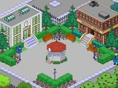 Post a screenshot of your favorite part of a neighbors town. You can either name the person or not and then be surprised to see their town