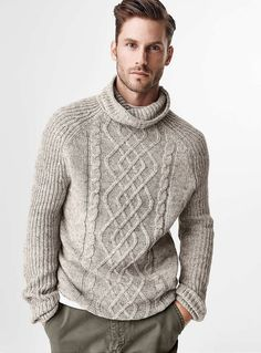 men's fashion & style - Simons Fall 2015