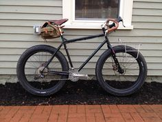drop bar pugsley by jlimouze, via Flickr