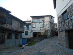 Villanueva del Conde. Construcciones pintorescas