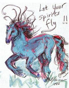 """""""LET YOUR SPIRITS FLY"""""""