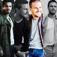 #StephenAmell  Your Sexy Sunday!  The only man I know to look beautiful😍 in that NECK beard while everyone else looks like a HOBO😜😂 Agreed?  Happy Sunday!  #sexiestmanalive  Tag a friend