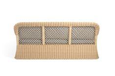 Soane Britain's Rattan Lily Sofa Furniture Making, Rattan, Britain, Upholstery, Lily, Sofa, Interior, Fabric, Inspiration