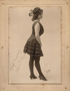 Julian Eltinge vintage photograph