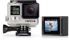 The GoPro gives one the ability to film hands-free.  This is great for showing the action, making training videos, and connecting with those at home.  It's compact and versatile.  GoPro Official Website - Capture + share your world