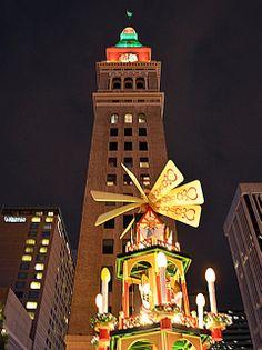 Mille Fiori Favoriti: Denver's Christkindl Market