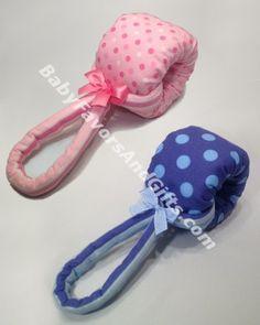 Rattle Diaper Cake - Baby Boy -  Baby Girl - Diaper Cakes by Babyfavorsandgifts.com
