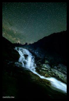 Where Stars Drain Sequoia National Park, CA cmifoto