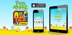 Preschool Games App : FUN PARK by eFlashApps is and educational games app for toddlers, preschool & kindergarten kids for learning English language and memory development.  Download it FREE from Appstore - check out this site for description, preview video, reviews and screenshots.