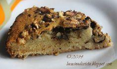 La cucina di Cristina: Torta armena di noci e noce moscata - Prajitura (armeneasca) cu nucsoara si nuci