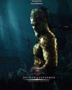 'Batman v Superman' Aquaman News and Fan Posters - DC Comics News