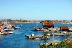 Flekkerøy, my island home in Norway