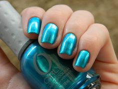 Orly -- It's Up To Blue (Have)