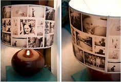 Photo Lampshade