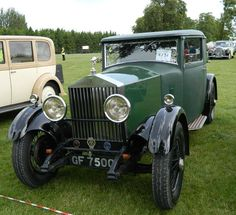 1930 Fixed-head Coupé by Gurney Nutting (chassis GDP25)