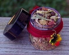 Sacred Sabbat Autumn Equinox Smudge Incense with Cypress, Cedar, Pine, Juniper and More <3