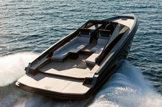 The Source Of Inspiration Yacht Design, Boat Design, Speed Boats, Power Boats, Wally Yachts, Boat Stuff, Yacht Boat, Dinghy, Jet Ski
