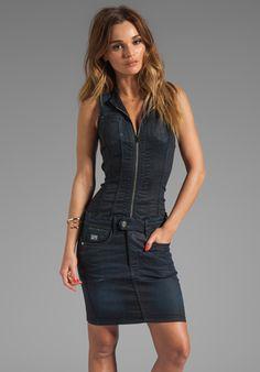 Womens Lynn Dress G-Star Mh6cfJmKS8
