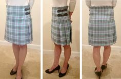 How to make a kilt - Sew What's New