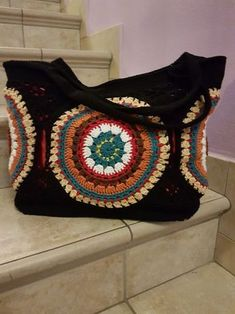 Patterned women& handbags and how to make it «home knitting, baby knitting, knitting . - 18 Ideas for Purses - Free Crochet Bag, Crochet Shell Stitch, Crochet Market Bag, Crochet Tote, Crochet Handbags, Crochet Purses, Diy Crochet, Crochet Crafts, Crochet Projects