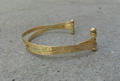 #handmade bracelet #bronze bracelet # greek jewel #perfect #summer in Greece