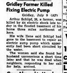 Found in The Decatur Herald in Decatur, Illinois on Tue, Jul 10, 1951.
