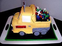 tonka truck themed birthday party - Google Search