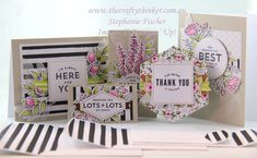 www.thecraftythinker.com.au, Sneak Peek Lots of Happy Card Kit, Occasions Catalogue 2018, Stampin' Up