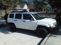 2008 Jeep Patriot Specs, Photos, Modification Info at CarDomain Jeep Patriot Lifted, Lifted Jeeps, Jeep Trailhawk, Jeep Mods, Custom Jeep, 2016 Jeep, Jeep Liberty, Jeep Accessories, Jeep Renegade
