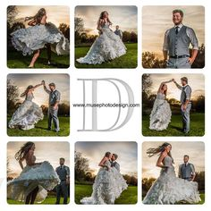 Muse Photo Design, the dynamic duo of cedar valley photographers, with a flare for awesomeness! #togswithmadskills