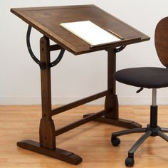 Studio Designs Vintage Wood Drafting Table                                                                                                                                                                                 More