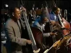 """Christian McBride performing """"Blue Monk"""" with Super Bass"""