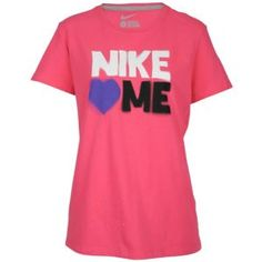 c662a0f37 Nike Sport Graphic T-Shirt - Women's - For All Sports - Clothing -  Spark/Black/Pink