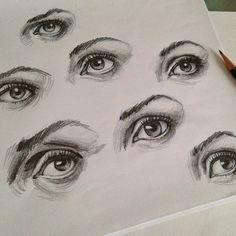 More studies of the eye