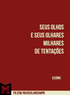#Tentação!