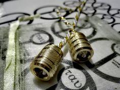 Begleri Robert  Brass Beads  Game of Thrones by TauMetalWorks