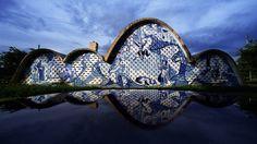 Igreja da Pampulha   Oscar Niemeyer