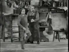 The rarest video from a legendary Wieland Wagners production - Bayreuth 1963 Akt, Schusterstube, Bild). Meistersinger, Richard Wagner, Bayreuth, Pictures