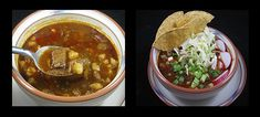 This delicious tender pork posole recipe successfully passes the culinary litmus test of my extended Mexican family, and has become part of our annual Christmas tamale party menu.  It takes quite a...