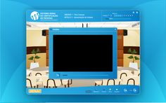 Interface Design of Multimedia E-learning Course