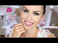 GRWM: One brand look - Dermacol | Jednoduché rychlé drogerkové denní líčení - YouTube Make Up, Youtube, Advent, Summer, Summer Time, Makeup, Beauty Makeup, Youtubers, Bronzer Makeup