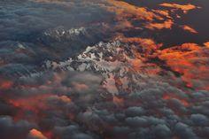 Sunrise on Southern Alps, New Zealand by Peerakit Jirachetthakun 5392 on 500px