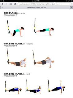 Trx workout - abs
