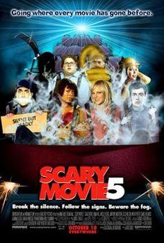 'Scary movie 5' - Trailer (V.O.) ~ cineypalomitas