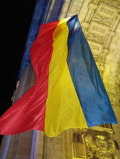 Happy Birthday Romania! THE ROMANIAN TAG