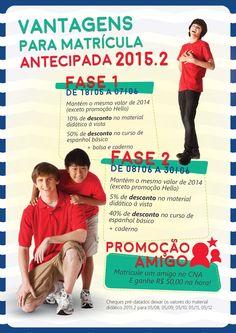Panfleto Promocional CNA