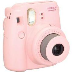 Fujifilm Instax Mini 8 Instant Film Camera (Pink)  Fujifilm $84.00